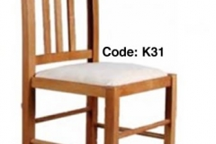 Chairs K31