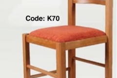 Chairs K70